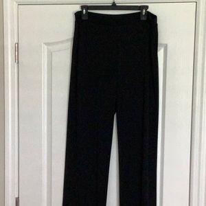 Misses/ladies Liz Claiborne black slacks